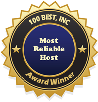 Most Reliable Host Award