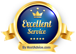 CW3 Web Hosting Hosting was awarded this badge for its excellent service