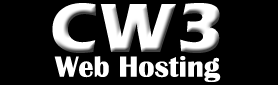 CW3 Web Hosting Coupons